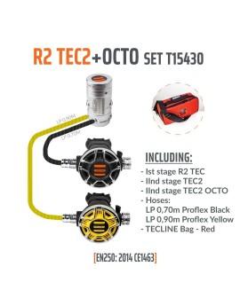 TecLine R2 TEC2 + Octopus