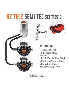 TecLine R2 TEC2 SemiTec Set