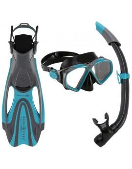 Aqua Lung Hawkeye Snorkelset