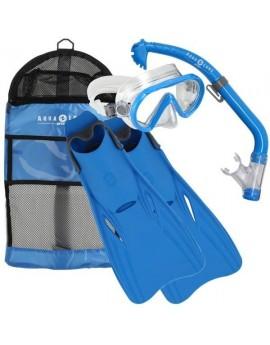 Aqua Lung Santa Cruz Kids Snorkelset