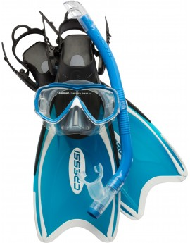 Cressi Mini Palau Bag Snorkelset