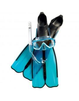 Cressi Rondinella Bag Snorkelset