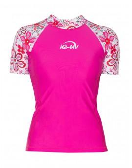 iQ UV 230 Shirt Waterspot Hippie Pink