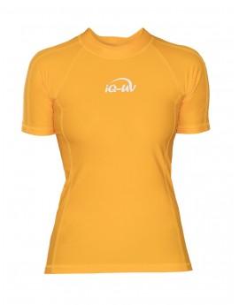 iQ UV 300 Shirt Watersport Yellow