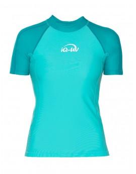 iQ UV 300 Shirt Watersport Turquoise Green