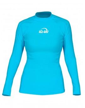 iQ UV 300 Shirt LS Watersport Turquoise
