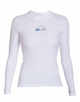 iQ UV 300 Shirt LS Watersport White