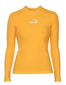 iQ UV 300 Shirt LS Watersport Yellow