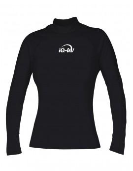 iQ UV 300 Shirt LS Watersport Black