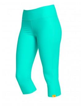 iQ UV 300 Leggings Capri Women Beach & Water Turquoise