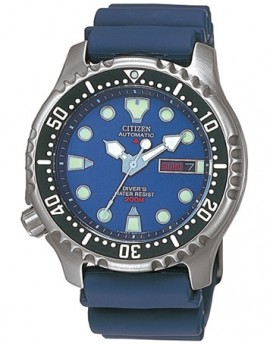Citizen ProMaster Marine Automatic Diver NY0040-17LE