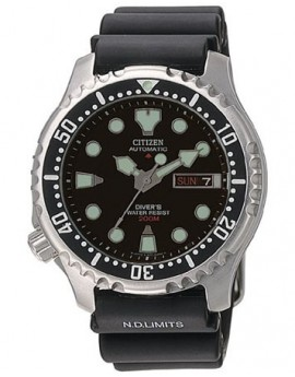 Citizen ProMaster Marine NY0040-09EE Automatic Diver's Watch 200m
