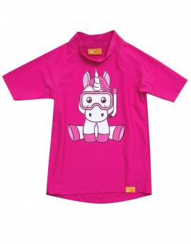 iQ UV 300 Shirt Unicorn Girls