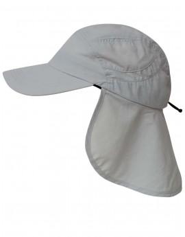 iQ UV 400 Cap with Neck Protection