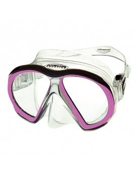 Atomic Subframe Medium Fit Clear Dive Mask