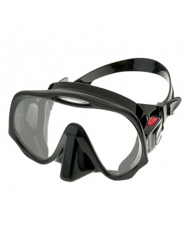 Atomic Black Frameless Mask