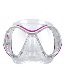 Oceanic Oceanvu Clear Pink Mask