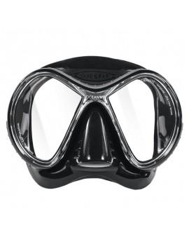 Oceanic Oceanvu Black Titanium Mask