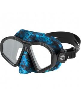 Bare Predator Blue Camo Mask