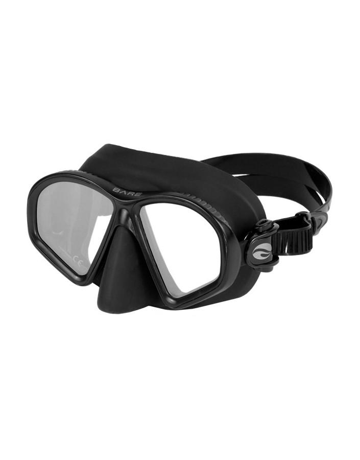 Bare Predator Black Mask