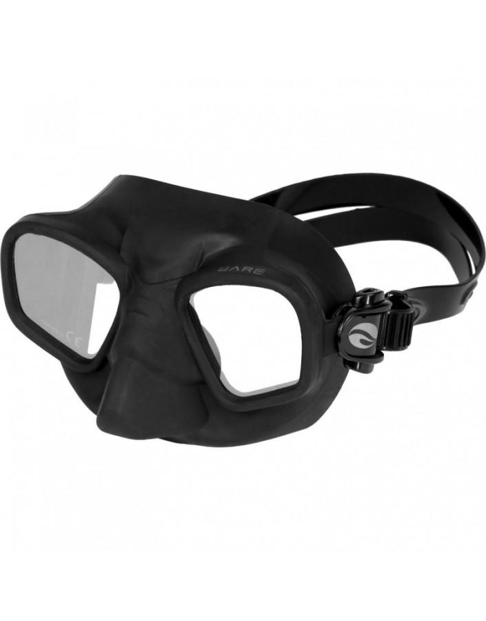 Bare Predator Extreme Smoked Lenses Dive Mask