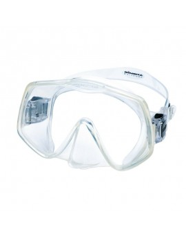 Atomic Frameless 2 Clear Dive Mask