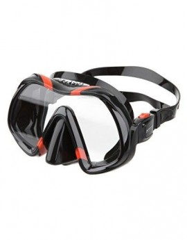 Atomic Venom Subframe Red Dive Mask
