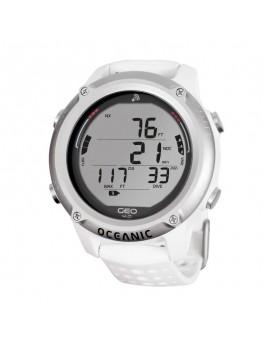Oceanic GEO 4.0 White Wrist Dive Computer
