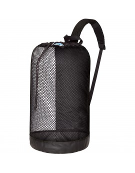Stahlsac BVI Mesh Backpack Black