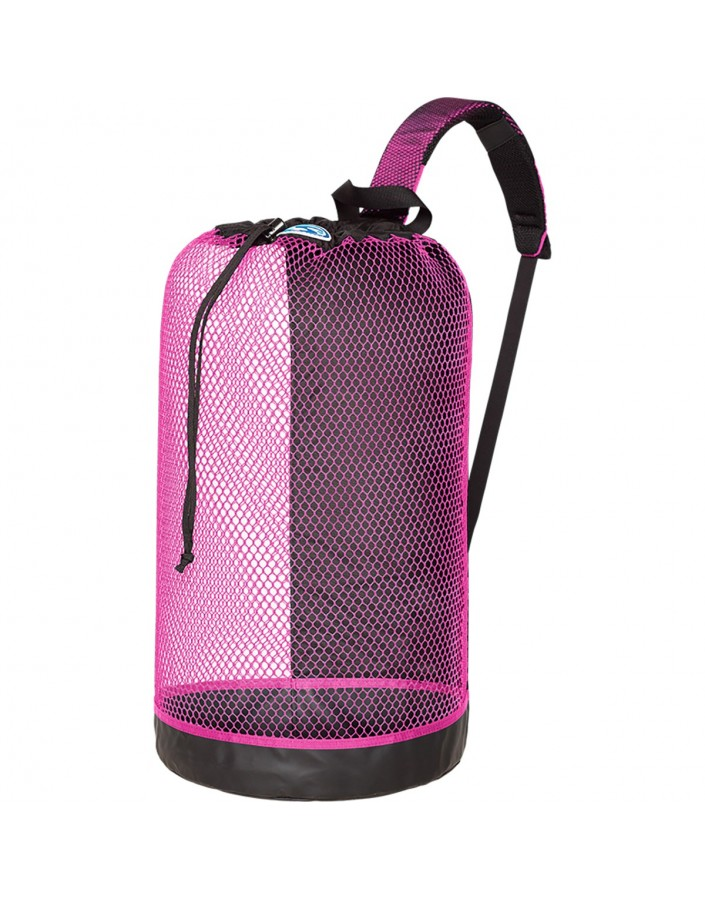 Stahlsac BVI Mesh Backpack Pink