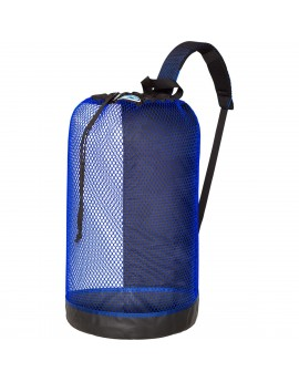 Stahlsac BVI Mesh Backpack Blue
