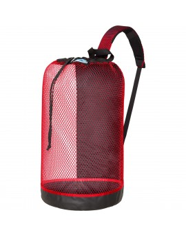 Stahlsac BVI Mesh Backpack Red