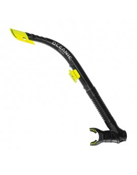 Oceanic Arid Snorkel Black Yellow