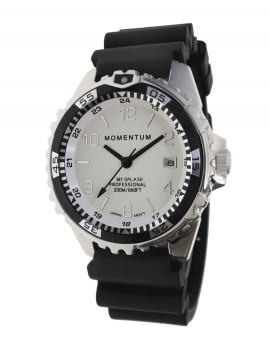 Momentum M1 Splash Black Dive Watch