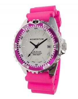 Momentum M1 Splash Magenta Dive Watch