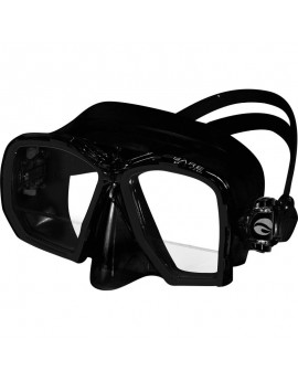 Bare Gauge Reader Dive Mask