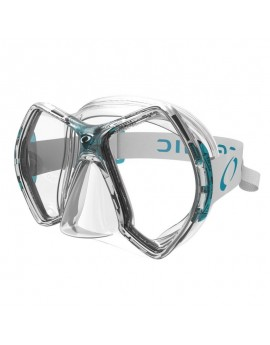 Oceanic Cyanea Sea Blue Dive Mask