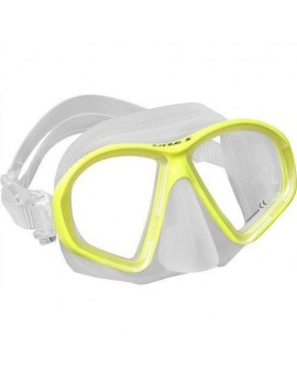 Oceanic Enzo Yellow Dive Mask