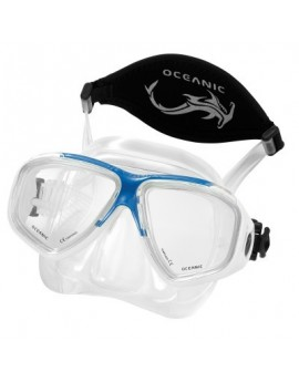 Oceanic Ion Blue Duikmasker