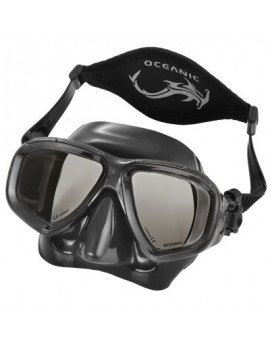 Oceanic Ion Black Dive Mask