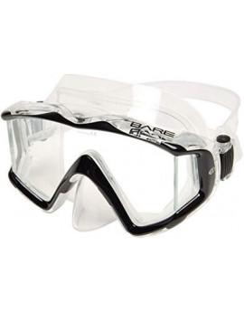 Bare Sport Trio C Black Dive Mask