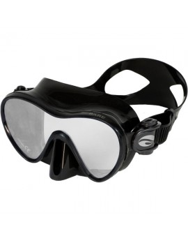 Bare Sport Frameless Black Dive Mask