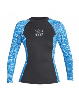 Xcel Womens Water Inspired L/S UV Shirt