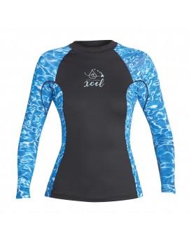Xcel Womens Water Inspired L/S UV Shirt