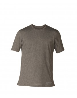 Xcel Mens Threadx Solid UV Shirt Charcoal