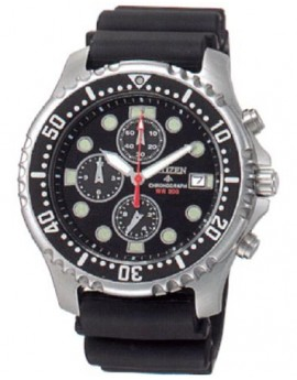 Citizen Horlogeband AN1130-01E ProMaster Marine Chrono