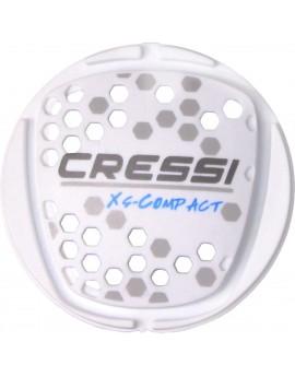 Cressi XS Compact Cover White