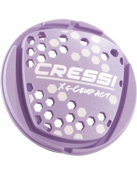 Cressi XS Compact Cover Lilac