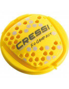 Cressi XS Compact Cover Yellow