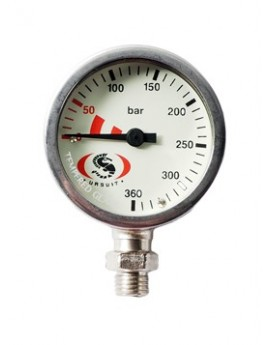 Ursuit Pressure Gauge 360 BAR
